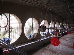 hệ thống hút bụi, thông gió, làm mát nhà xưởng