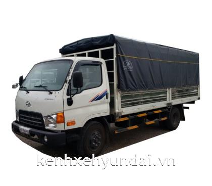 Hyundai HD101 8 tấn