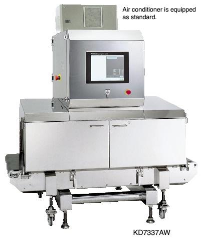 Máy dò tạp chất bằng tia X (Xray Inspection System) 50Kg