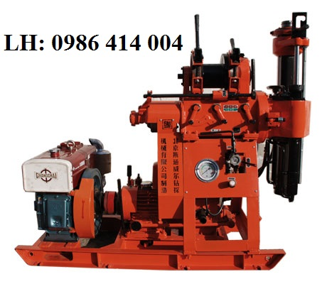 Máy khoan giếng, máy khoan giếng tự hành, máy khoan kinh thám, Máy khoan XY-1A-1, Máy khoan GJ-200-4