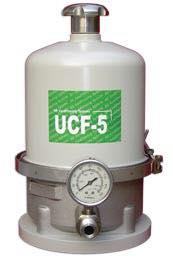 Máy lọc dầu ly tâm UCF - Sản Phẩm chuyên dụng cho mọi loại dầu công nghiệp