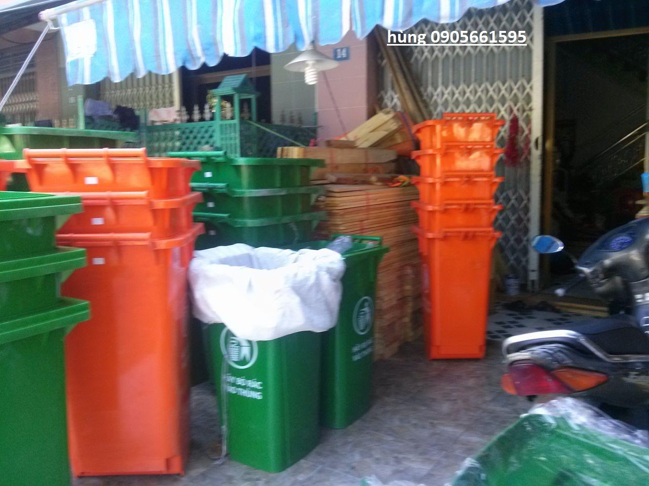 thùng rác đà nẵng, thùng rác y tế