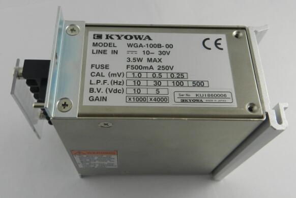 Bộ khuyếch đại WGA-100B-00 KYOWA