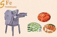 Máy cắt thái lát, sợi rau củ quả chất lượng Nhật Bản