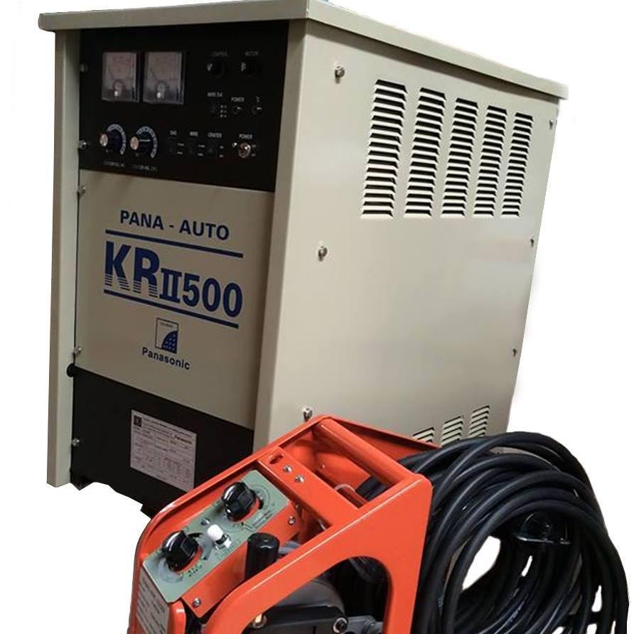 Máy hàn Mig KRII350/500 Panasonic