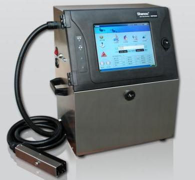 Máy in phun date dòng sản phẩm công nghệ hiện đại