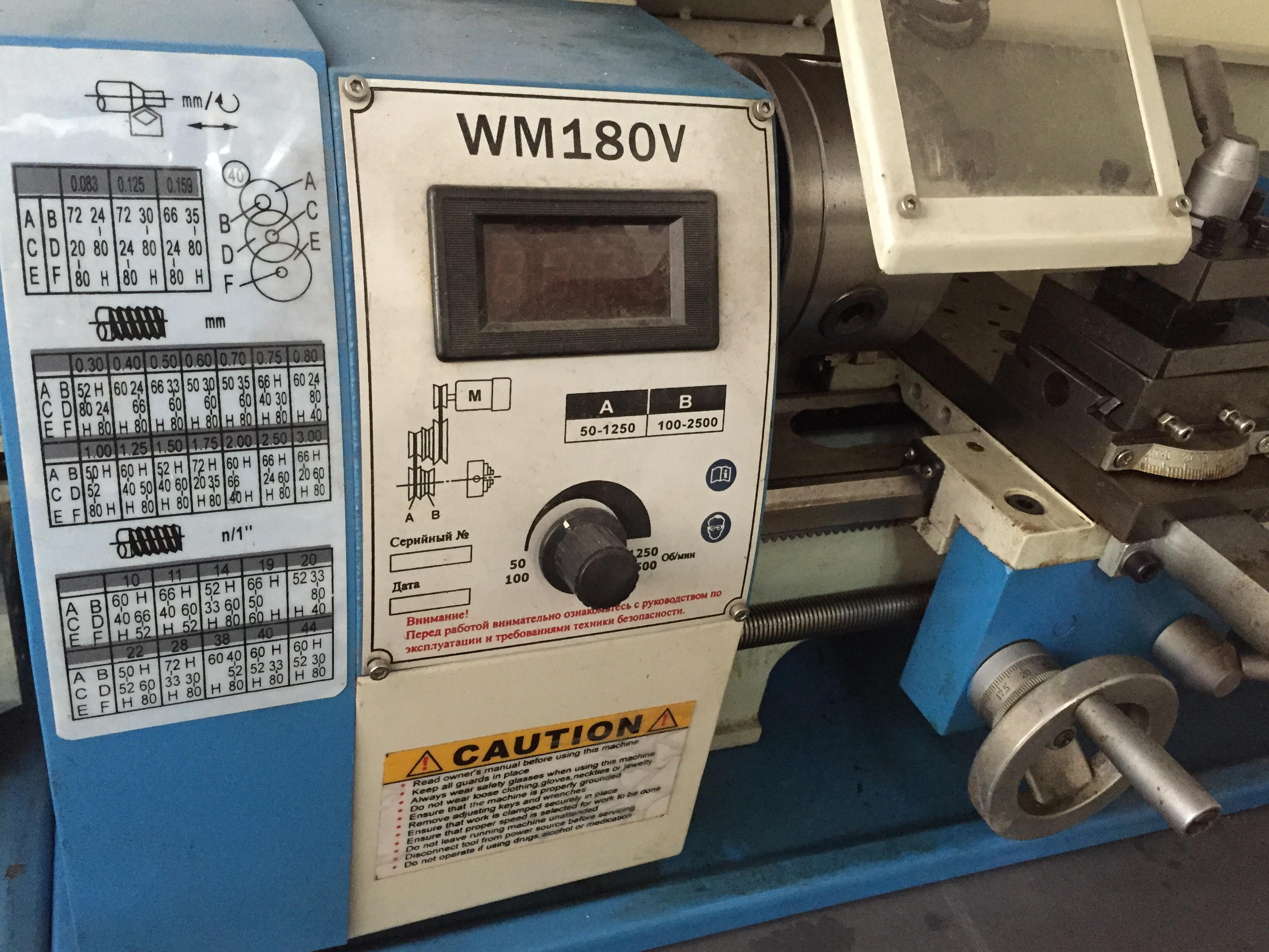 Máy tiên mini WM180