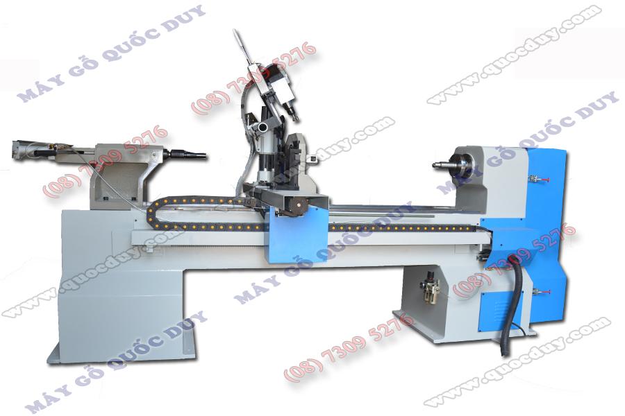 Nhà cung cấp máy tiện gỗ tự động CW-1520 mặt uy tín tại tphcm