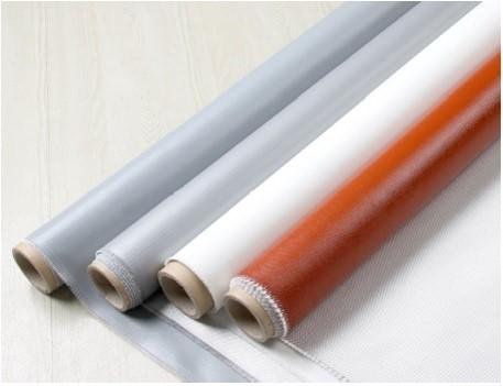 vải thủy tinh tráng silicon