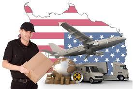 Vận chuyển hàng hóa đi Mỹ giá rẻ