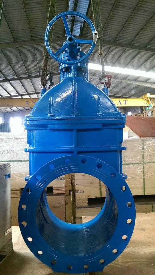 Van cổng / Gate valves