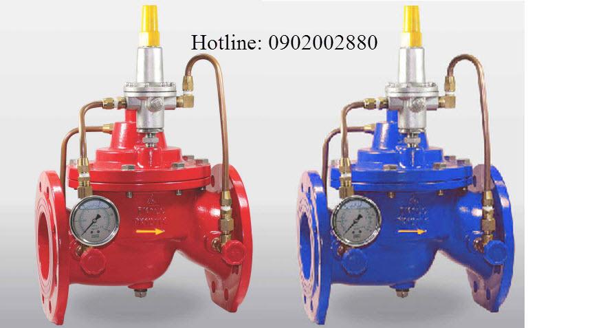 Van giảm áp /  Pressure valves