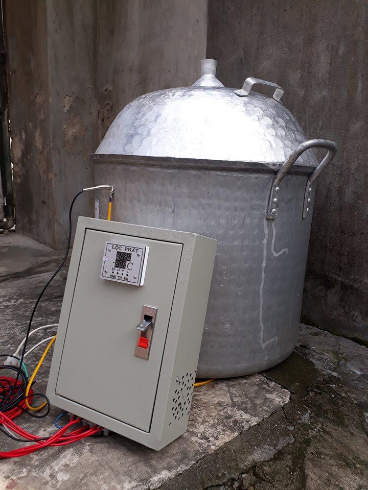 Bảng báo giá nồi nấu rượu (nồi chưng cất rượu bằng điện) - giá chỉ từ 4 500 000 đ | Lộc Phát 0966 773 858