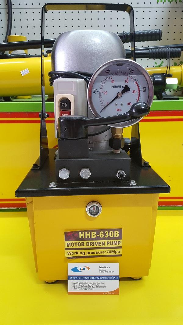 Bơm điện thủy lực TLP HHB-630B