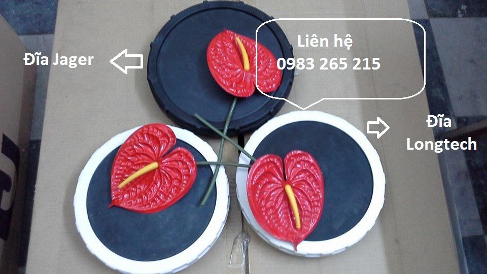 Đĩa phân phối khí jaeger, đĩa phân phối khí Đài Loan, Longtech, đức