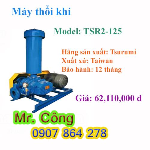 Máy bơm không khí Tsurumi TSR2-125