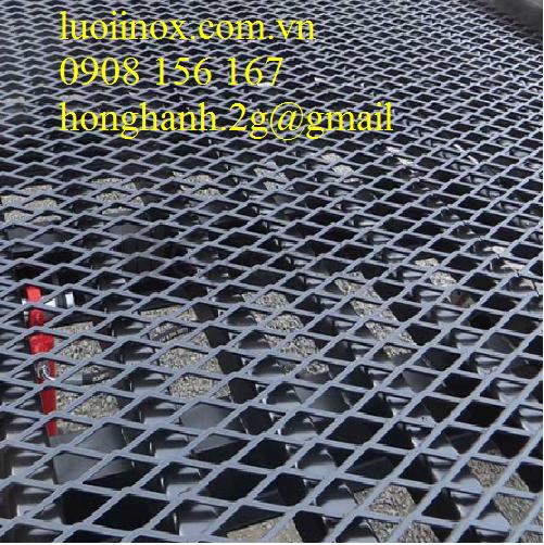 Lưới thép đỗ bê tông, lưới thép