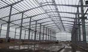 Sản xuất, gia công tất cả các sản phẩm kết cấu thép