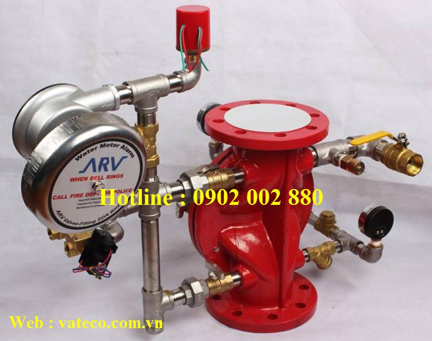 Van báo động ARV  (alarm valve ARV)