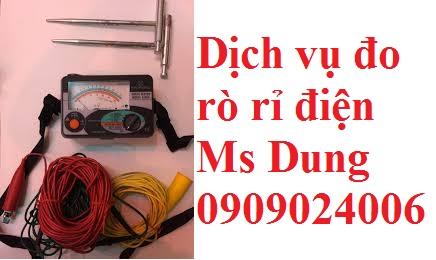 Dịch vụ kiểm tra an toàn hệ thống điện, kiểm định hệ thống điện, kiểm định an toàn điện