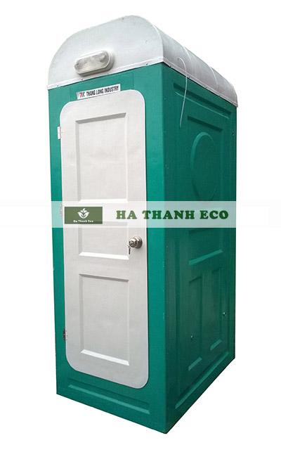 Nhà vệ sinh dành cho công trường xây dựng loại rẻ nhất và phổ biến nhất