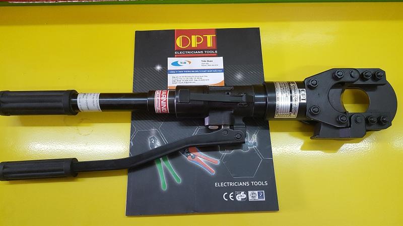 Kìm cắt cáp thủy lực OPT S-40A