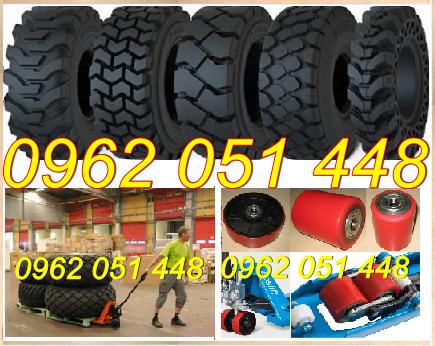 Bánh xe nâng, lốp xe nâng, vỏ xe nâng, bánh tải, bánh lái, lốp đặc, lốp hơi giá rẻ nhất