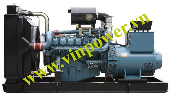 Bán máy phát điện Doosan 750kVA-825kVA Hàn Quốc giá cực tốt
