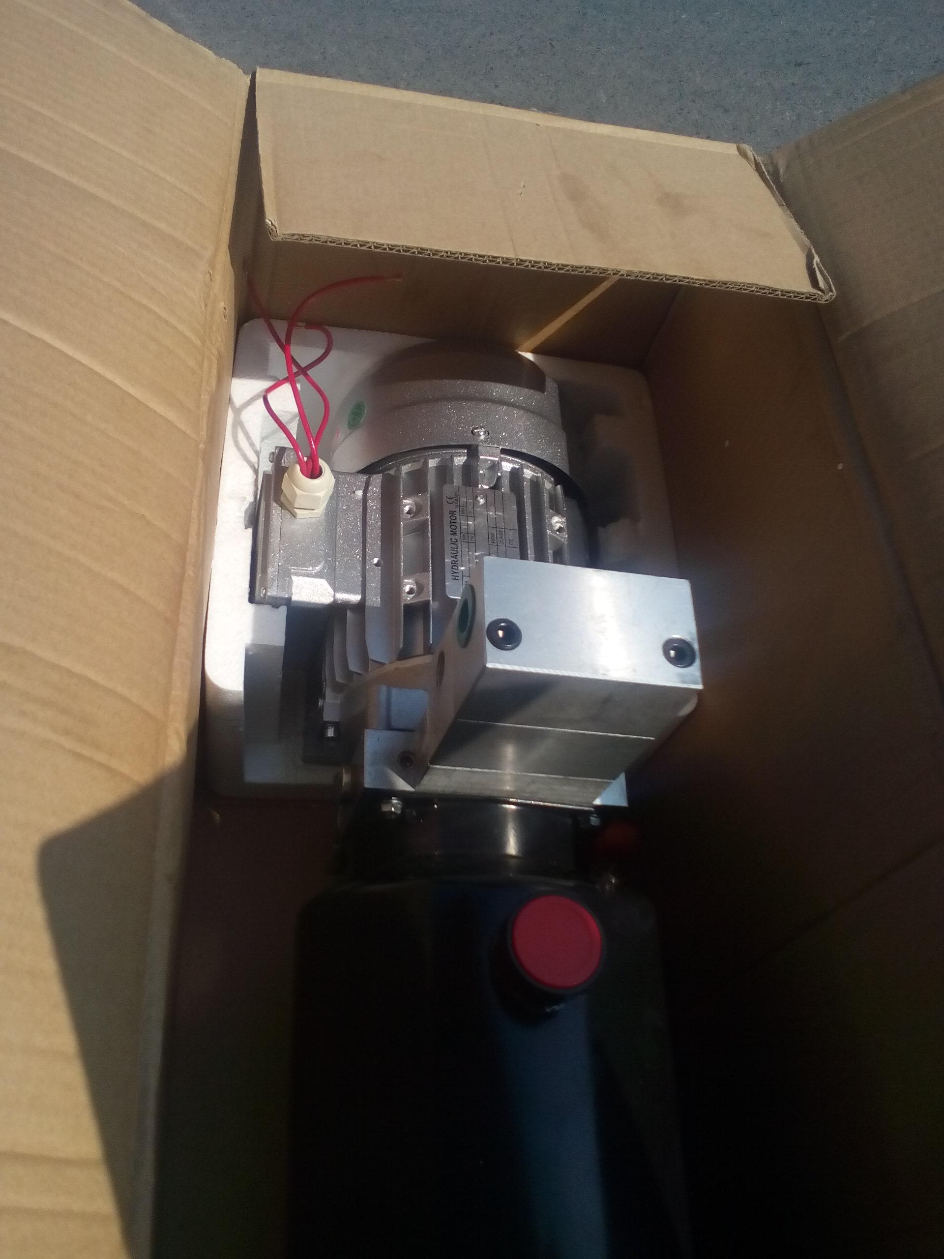 bộ nguồn thủy lực mini điện áp 12v, 24VDC, 220V AC và điện áp 3 pha