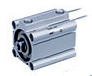 Cylinder SMC compact
