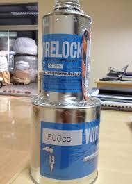 "Keo đổ đầu socket cáp thép ""Wirelock resin"""