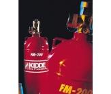 khí chữa cháy FM-200