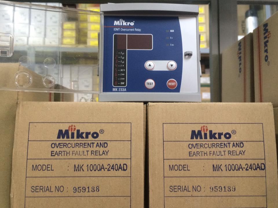 lắp đặt trạm và phân phối thiết bị điện công nghiệp