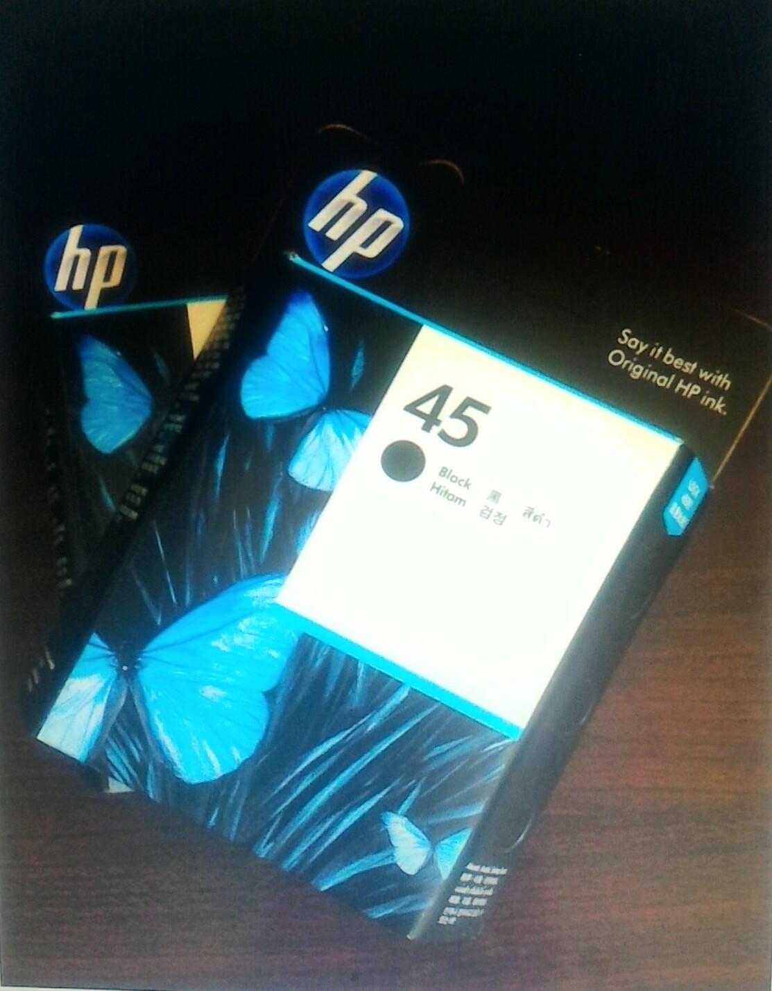 MỰC IN SƠ ĐỒ HP45