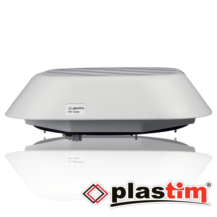 Quạt hút mái tủ điện Plastim PFF5500