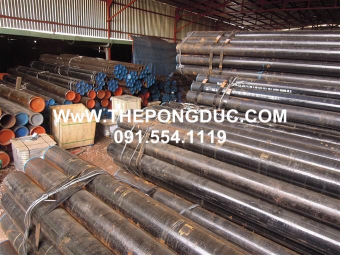 Thép ống đúc chịu áp lực,ống thép đúc nồi hơi,ống thép đúc dẫn khĩ,ống thép nhập khẩu