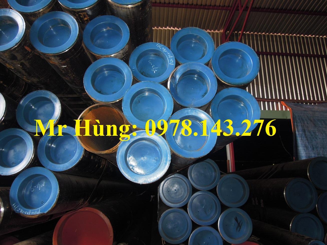 Ba53.Thép ống đúc các loại phi 219 x 12.7ly,168 x 11ly, 508 x 54ly, 610 x 60ly.