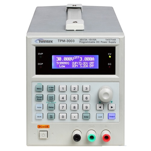 Bộ nguồn một chiều DC Twintex TPM3003 đầu ra 36V/3A/6A
