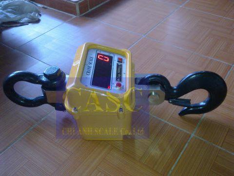 Cân treo điện tử OCS - XZL 5 tấn/ 2kg, Cân treo điện tử 5 tấn giá rẻ