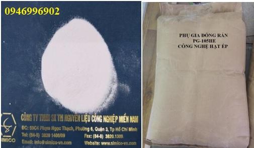 CHẤT PHỤ GIA ĐÓNG RẮN HẠT PHÂN NPK PG-105HE
