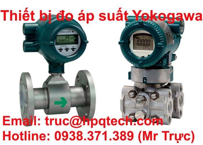 Công ty cung cấp thiết bị đo áp suất Yokogawa