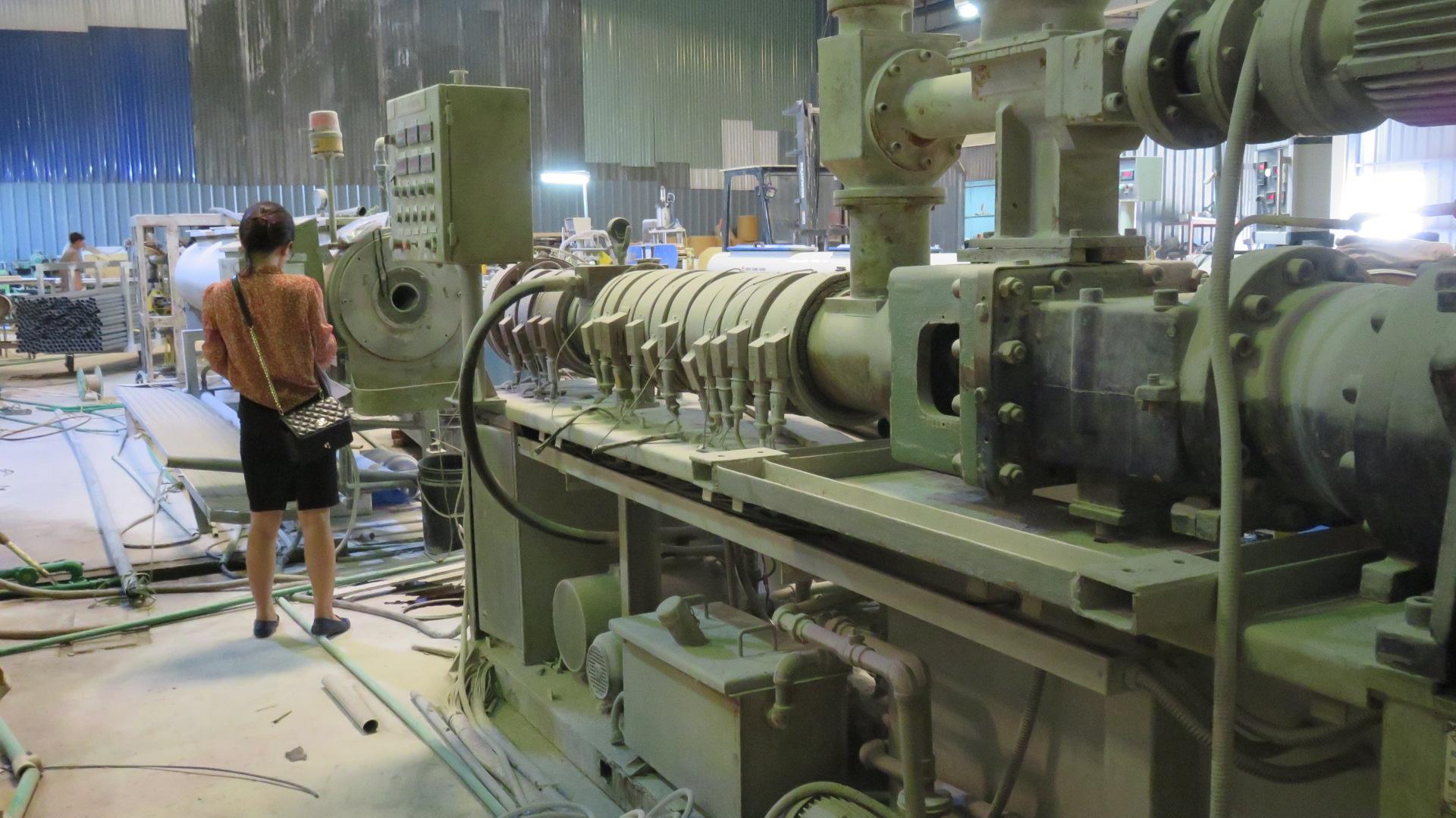 Dây chuyền ống PPR