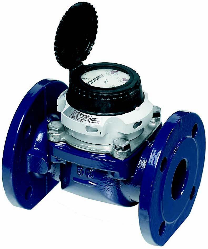 Đồng hồ đo lưu lượng nước SENSUS DN 100