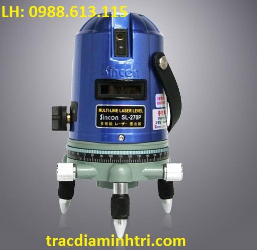 Máy cân bằng laser SINCON 270P