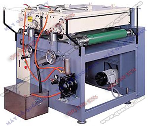 Máy sơn cán màng loại rulo KR2-60
