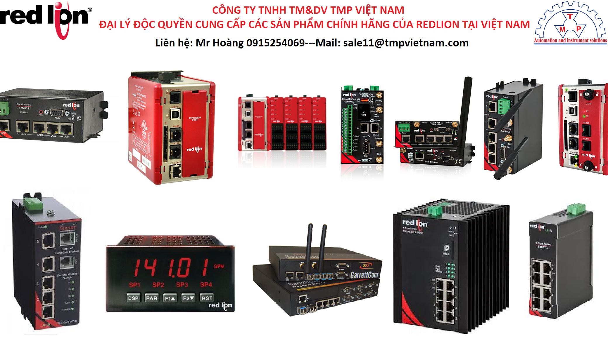 Redlion-Môđun điều khiển Graphite Crimson-Redlion Việt Nam-Đại lý redlion tại Việt Nam-TMP VietNam đại lý Redlion tại Việt Nam