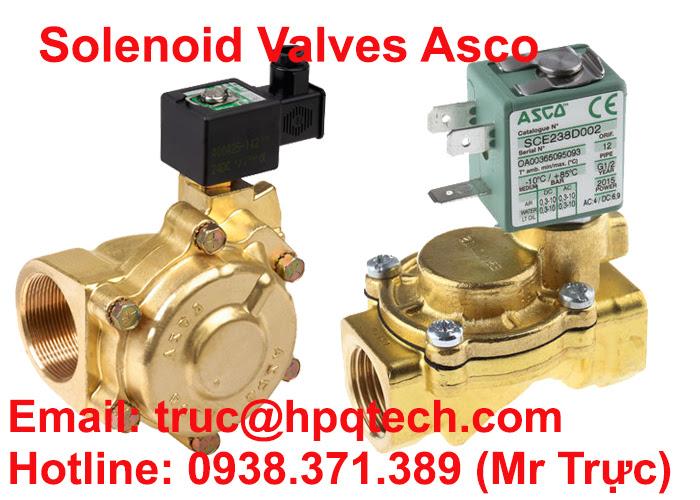 Van điện từ Asco