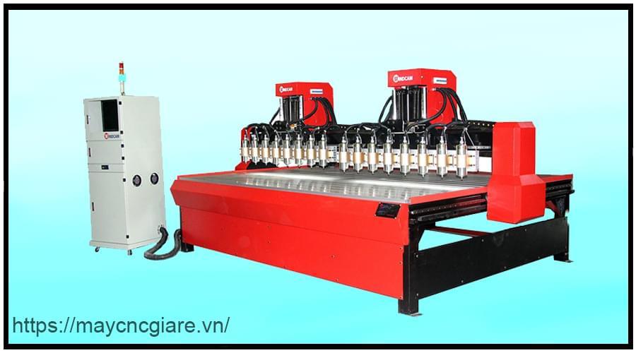 2 mẫu máy CNC làm KHUYNH ĐẢO năm 2017 của Đông Phương Hà Nội.