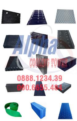 AlphaVina JSC - Chuyển cung cấp - phân phối - bảo trì - bảo dưỡng - thay thế linh kiện Tháp giải nhiệt