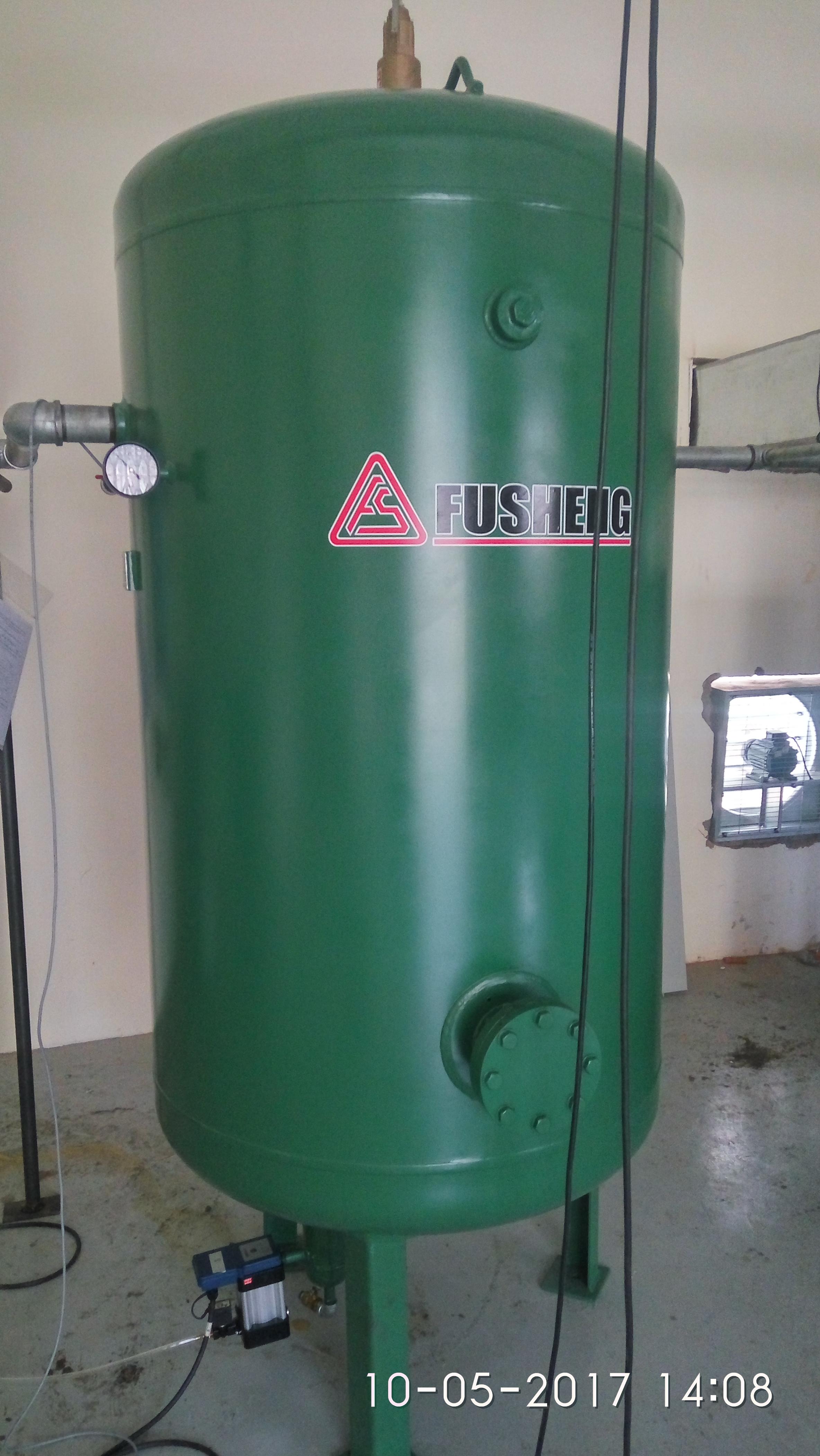 Bán máy nén khí trục vít,máy li tâm chính hãng Fusheng